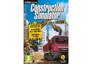 Construction Simulator Gold Edition PC