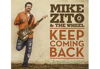Mike Zito And The Wheel - Keep Coming Back [CD]