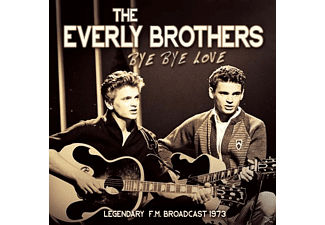 The Everly Brothers - Bye Bye Love/Radio Broadcast - CD