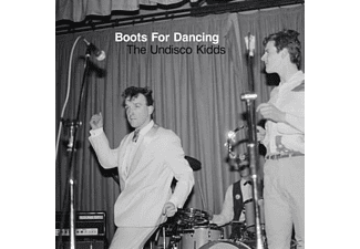 Boots For Dancing - The Undisco Kidds (2lp/Gatefold) - (Vinyl)
