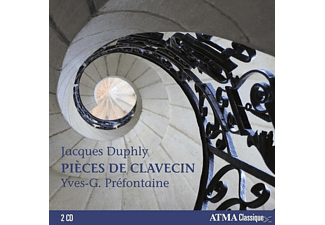 YVES-G. Prefontaine - Pieces De Clavecin [CD]