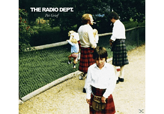 The Radio Dept. - PET GRIEF - (CD)