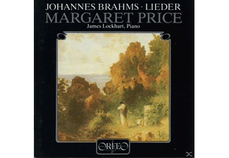 Margaret Price, James Lockhart - Lieder - (CD)