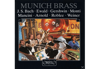 VARIOUS - Munich Brass I... - (CD)
