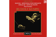 Johann Michael Haydn, Richard Strauss - Haydn: Sinfonia Concertante - Strauss: Don Quixote [CD]