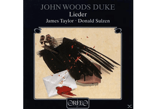 James Taylor, Donald Sulzen - Lieder:Loveliest of Trees/3 Chinese Love Lyrics - (CD)