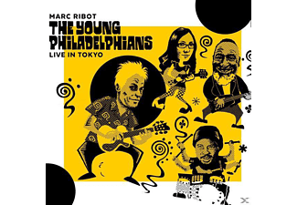 Marc Ribot And The Young Philadelphians - The Young Philadelphians (Live In Tokyo) - (CD)