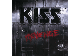 Kiss - Revenge (Ltd.Back To Black Vinyl) - (Vinyl)