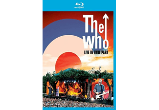 The Who - Live In Hyde Park | Blu-ray