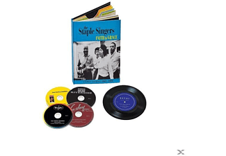 The Staple Singers - Faith And Grace: A Family Journey 1953-1976 - (CD)
