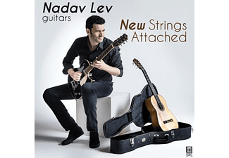 Nadav/+ Lev - New Strings Attached - (CD)