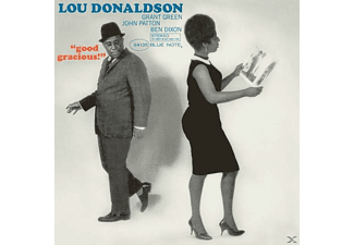 Lou Donaldson - Good Gracious! (Ltd.180g Vinyl) - (Vinyl)