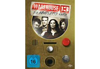 Warehouse 13 - Die komplette Serie - (DVD)