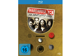 Warehouse 13 - Die komplette Serie - (Blu-ray)