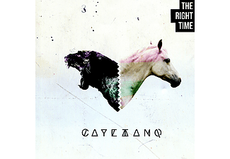 Cayetano -  The Right Time [CD]