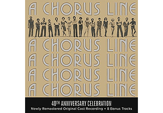 Various:A Chorus Line Ensemble -  A Chorus Line - 40th Anniversary Celebration [CD]