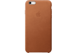 APPLE iPhone 6S Plus bőr tok saddle brown (mkx2zm/a)