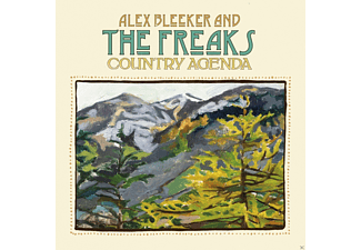 Alex Bleeker And The Freaks - Country Agenda [CD]