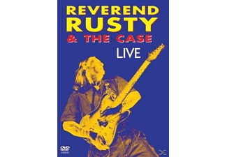 Reverend Rusty, The Case - Live - (DVD)