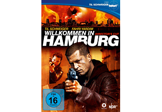 Tatort - Willkommen in Hamburg 2013 (Director's Cut) [DVD]