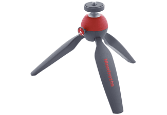 MANFROTTO PIXI mini Tripod Rood
