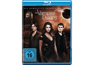 The Vampire Diaries - Staffel 6 - (Blu-ray)
