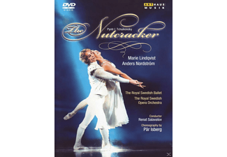 VARIOUS, Royal Swedish Opera Orchestra, Royal Swedish Ballet - Tchaikovsky: The Nutcracker - (DVD)