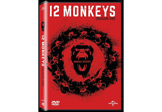 12 Monkeys Saison 1 Série TV