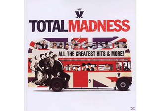 Madness - Total Madness - (CD)