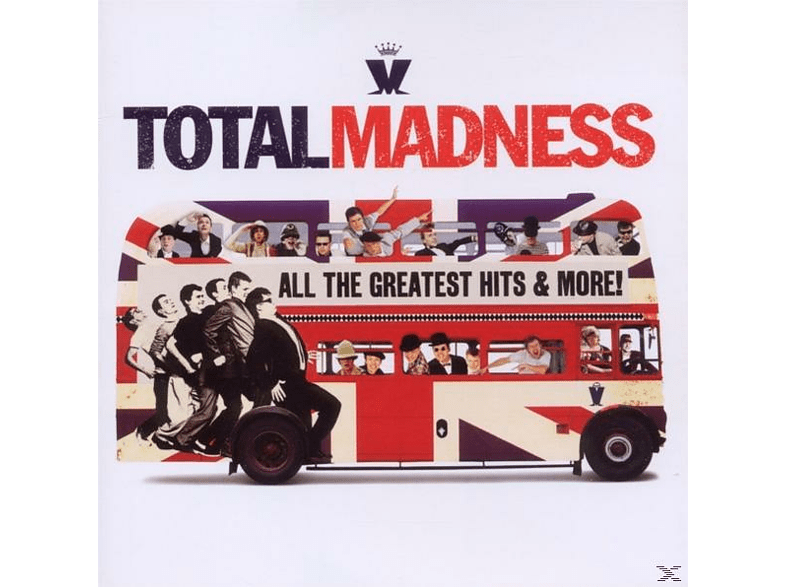 Madness - Total Madness [CD]
