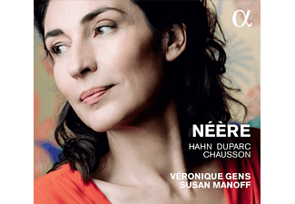 Susan Manoff, Gens Veronique - Néère - (CD)