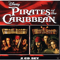 Blake Ost & Neely - Pirates Of The Caribbean 1 + 2 (Ost) [CD]