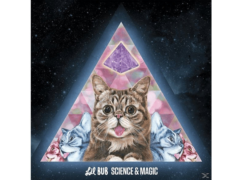 Lil Bub - Science & Magic: A Soundtrack To Th [CD]