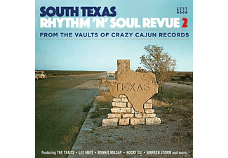 VARIOUS - South Texas Rhythm 'n' Soul Revue 2 - (CD)