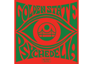 VARIOUS - Golden State Psychedelia - (CD)