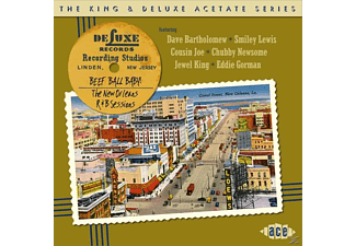 VARIOUS - The King & Deluxe Acetate Series-New Orleans R&B - (CD)