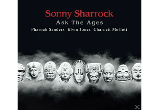 Sonny Sharrock - Ask The Ages - (CD)