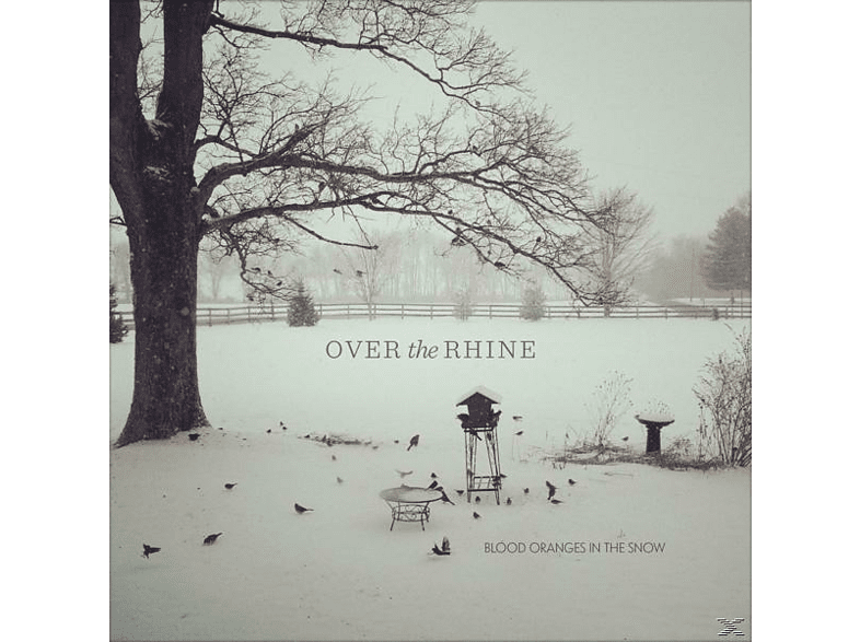 Over The Rhine - Blood Oranges In The Snow [Vinyl]