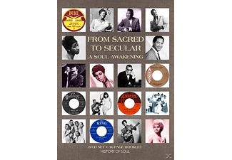 VARIOUS - A Soul Awakening-From Sacred To Secular - (CD)