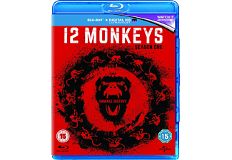 12 Monkeys - Seizoen 1 - Blu-ray