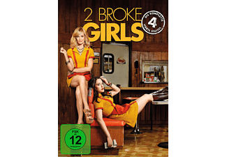 2 Broke Girls - Staffel 4 [DVD]