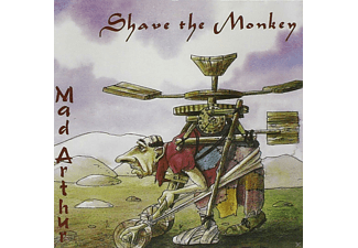 Shave The Monkey - Mad Arthur - (CD)