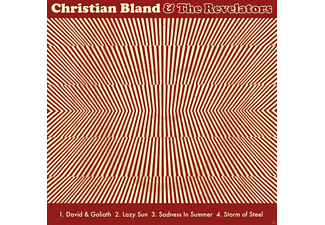 Christian Bland, Chris Catalena - Split (Ep) [Vinyl]