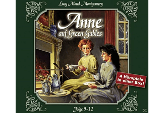 L.M. Montgomery - Anne Of Green Gables-Box 3 - (CD)