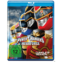 Power Rangers: Megaforce - Die komplette Staffel [Blu-ray]