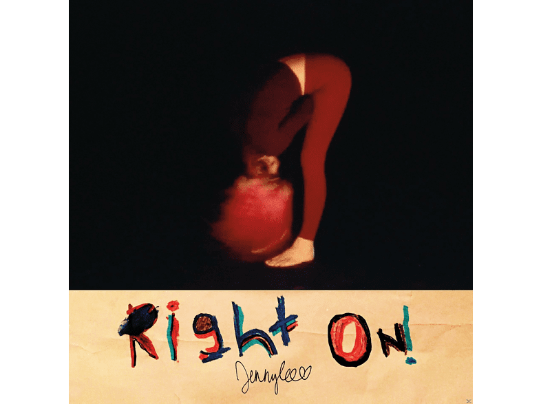Jennylee - Right On! [Vinyl]