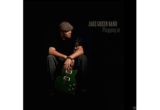 Jake Green Band - Plugging In - (CD)