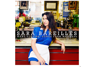 Sara Bareilles - What's Inside: Songs From Waitress - (CD)