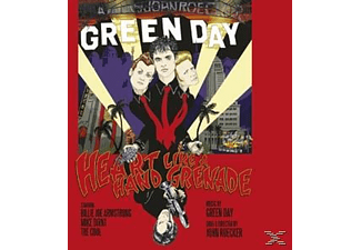 - Green Day - Heart Like A Hand Grenade - (DVD)