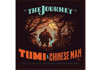 Tumi, The Chinese Man - The Journey [CD]